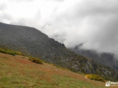 Cuerda Larga - Clásica ruta Puerto Navacerrada;senderista rutas en bici madrid rutas a pie granja de